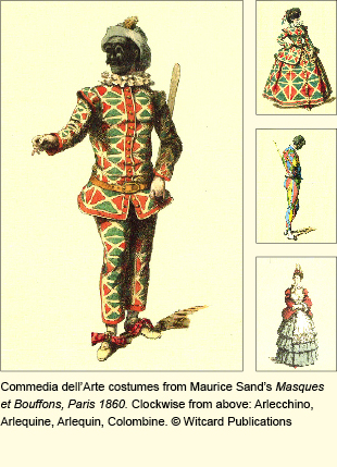 Harlequin designs